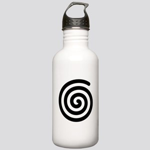 Spiral Stainless Water Bottle 1.0L