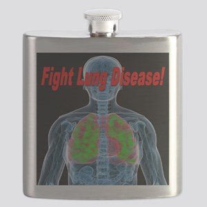 Fight Lung Disease! Flask