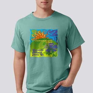 Summer of PoolAged Mens Comfort Colors Shirt