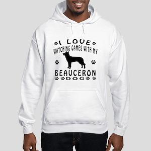 Beauceron Hooded Sweatshirt