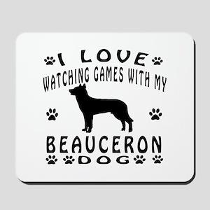 Beauceron Mousepad