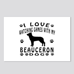 Beauceron Postcards (Package of 8)
