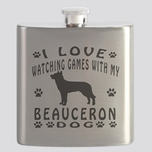 Beauceron Flask