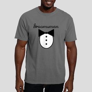 Groomsman Mens Comfort Colors Shirt