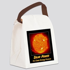 Sun Power: Its Clean Energy Forever Canvas Lunch B