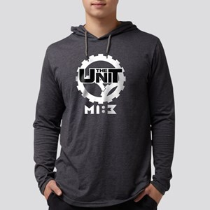 The Unit Mens Hooded Shirt