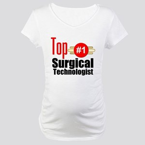 Top Surgical Technologist Maternity T-Shirt