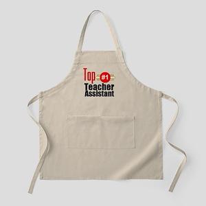 Top Teacher Assistant Apron