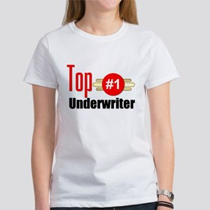 Top Underwriter Women's T-Shirt