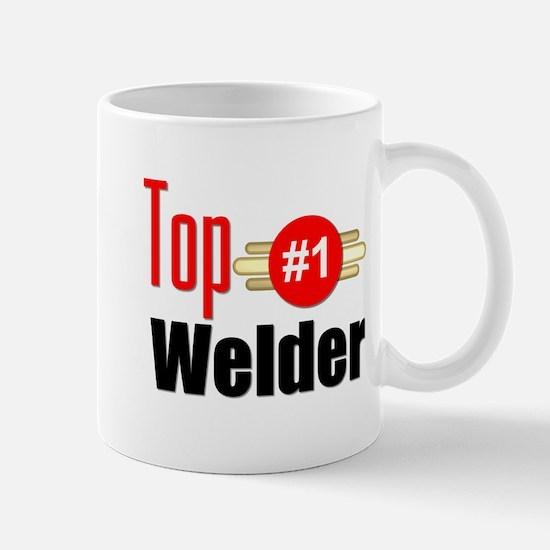 Top Welder Mug