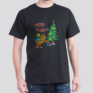 Happy Holidays! Dark T-Shirt