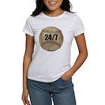 24/7 Baseball Women's T-Shirt