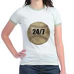 24/7 Baseball Jr. Ringer T-Shirt