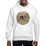 24/7 Baseball Hooded Sweatshirt