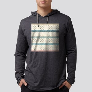 bgsoftseastripes (2) Mens Hooded Shirt
