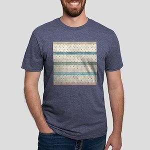 bgsoftseastripes (2) Mens Tri-blend T-Shirt