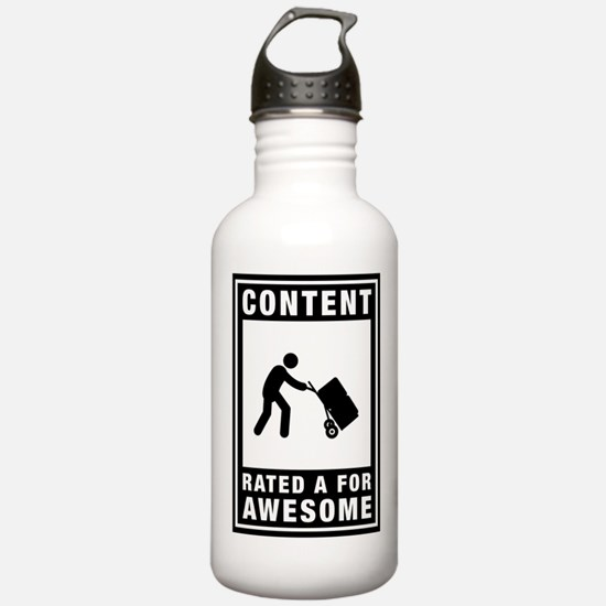 Mover Water Bottle