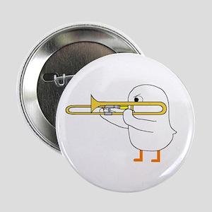 "Trombone Player 2.25"" Button"