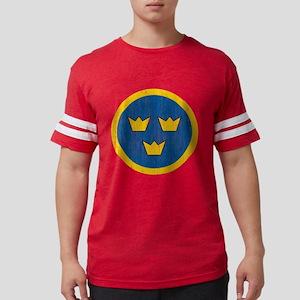 Sweden Roundel Aged Mens Football Shirt