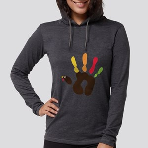 turkeyhand Womens Hooded Shirt