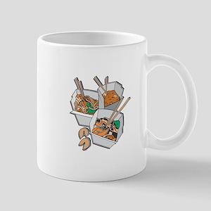 Chinese Food Mug