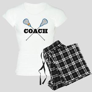 Lacrosse Coach Women's Light Pajamas