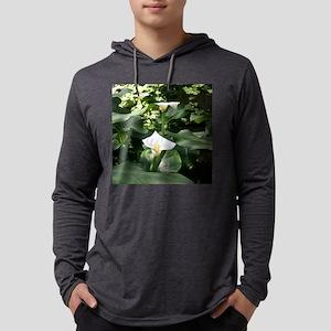 S-A Lilies box Mens Hooded Shirt