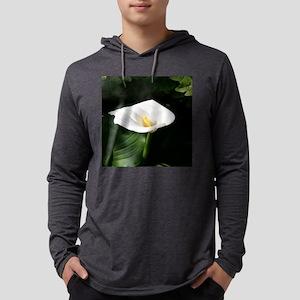 S-African Liliy box Mens Hooded Shirt