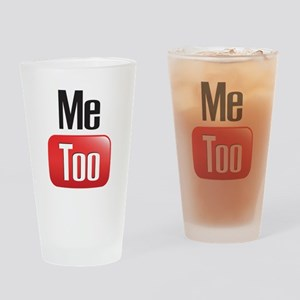Me Too Drinking Glass