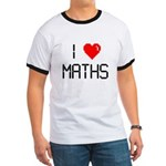 I love maths Ringer T