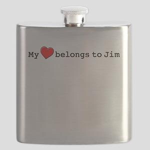 My Heart Belongs To Jim Flask
