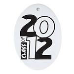 BIG Class of 2012 Ornament (Oval)