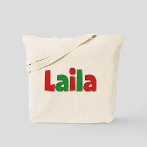 Laila Christmas Tote Bag