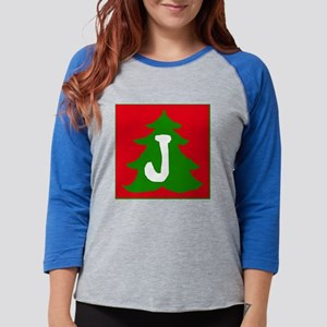 3-J Womens Baseball Tee