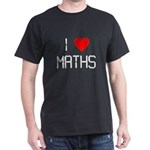 I love maths Dark T-Shirt
