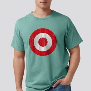 Turkey Roundel Aged Mens Comfort Colors Shirt