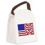 yeahrightville Canvas Lunch Bag