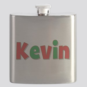 Kevin Christmas Flask