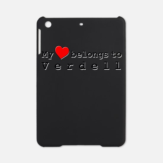 My Heart Belongs To Verdell iPad Mini Case