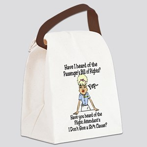 FA Clause Canvas Lunch Bag
