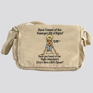 FA Clause Messenger Bag
