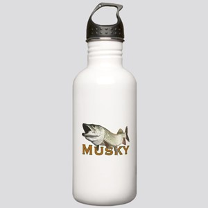 Monster Musky Stainless Water Bottle 1.0L