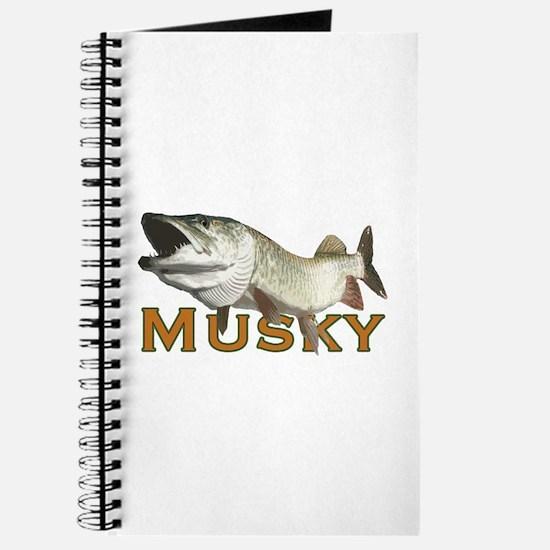 Monster Musky Journal