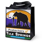 Protectors Of Tule Springs Reusable Grocery Bag