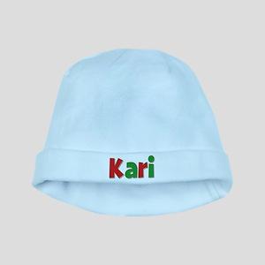 Kari Christmas baby hat