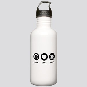 Party Stainless Water Bottle 1.0L