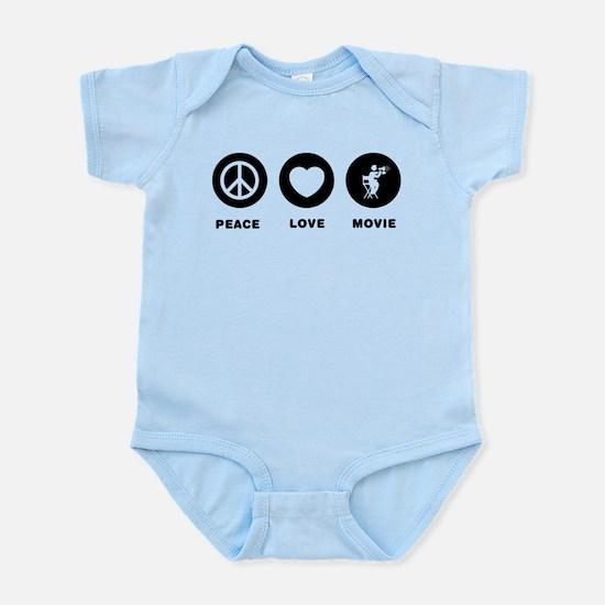 Movie Director Infant Bodysuit