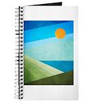 Green Fields Blue Waters Journal