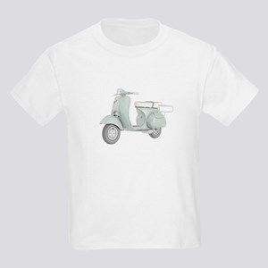 1959 Piaggio Vespa Kids Light T-Shirt