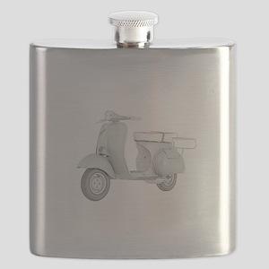 1959 Piaggio Vespa Flask